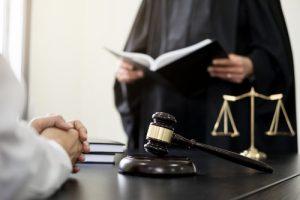 uitspraak rechter